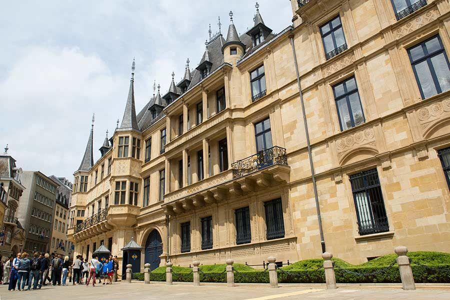 palacio ducal luxemburgo, viaje con mujeres