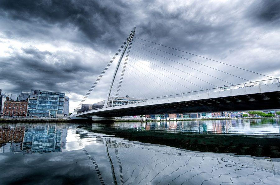 Puente de Samuel Beckett