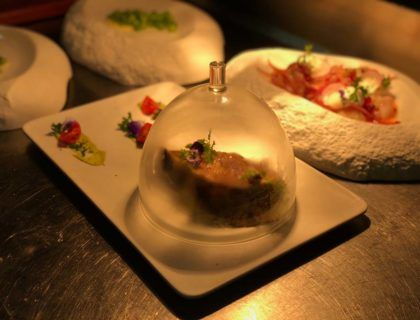 restaurante metodo, teruel