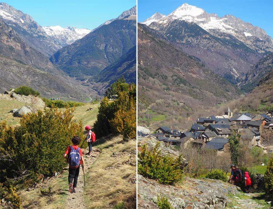 durro, boi, rutas en familia, valle de boi, ruta romanico lleida