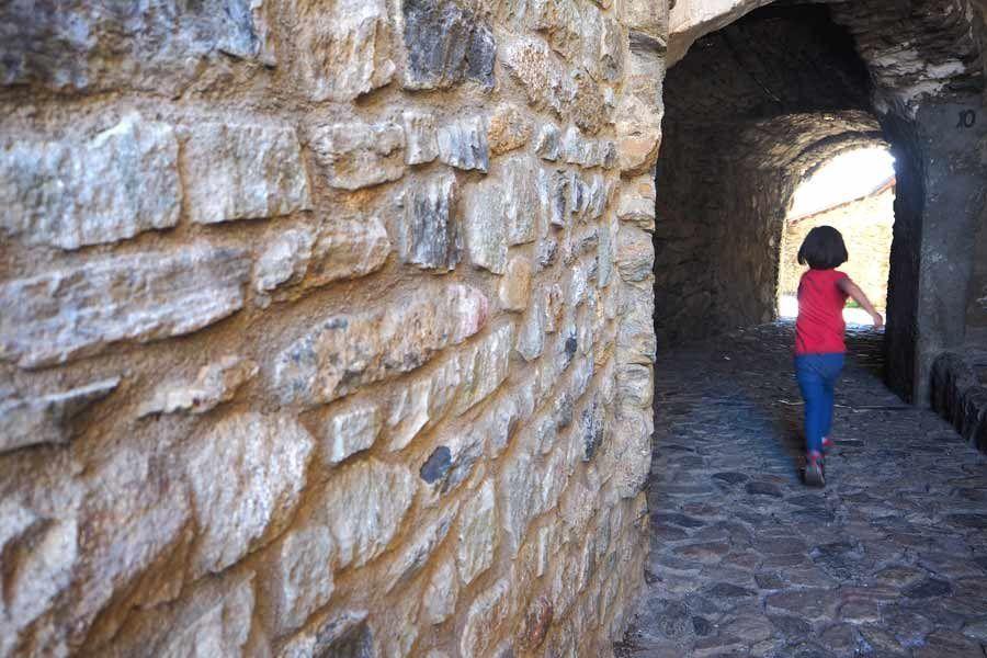 durro, rutas en familia, valle de boi, ruta romanico lleida
