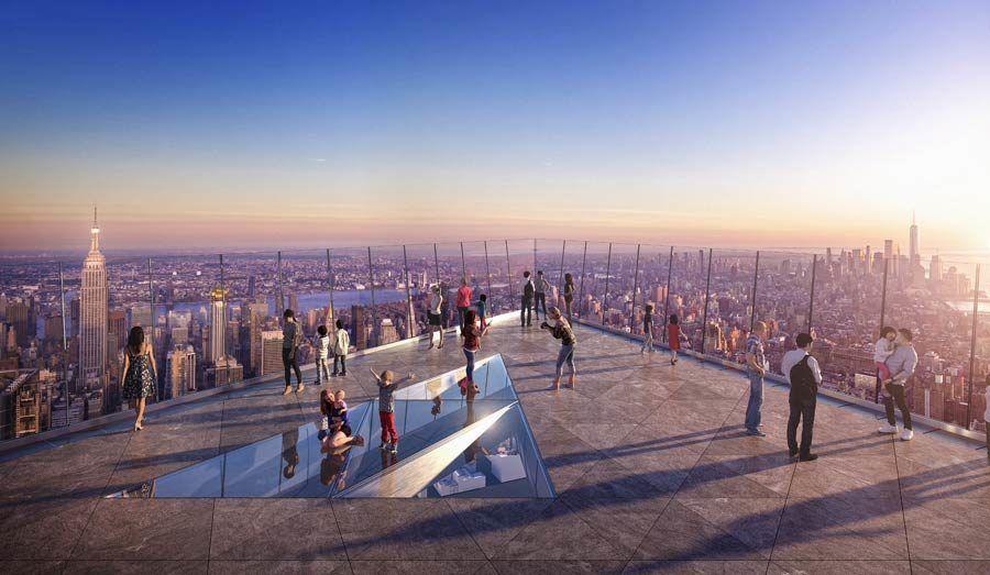 the edge, vistas nueva york