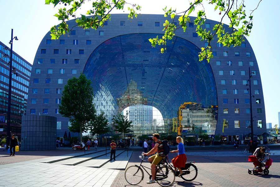 que ver en Roterdam Markthal