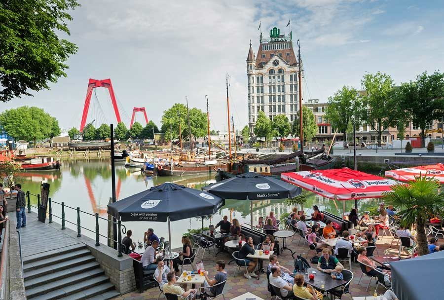 Oude Haven que ver en Roterdam