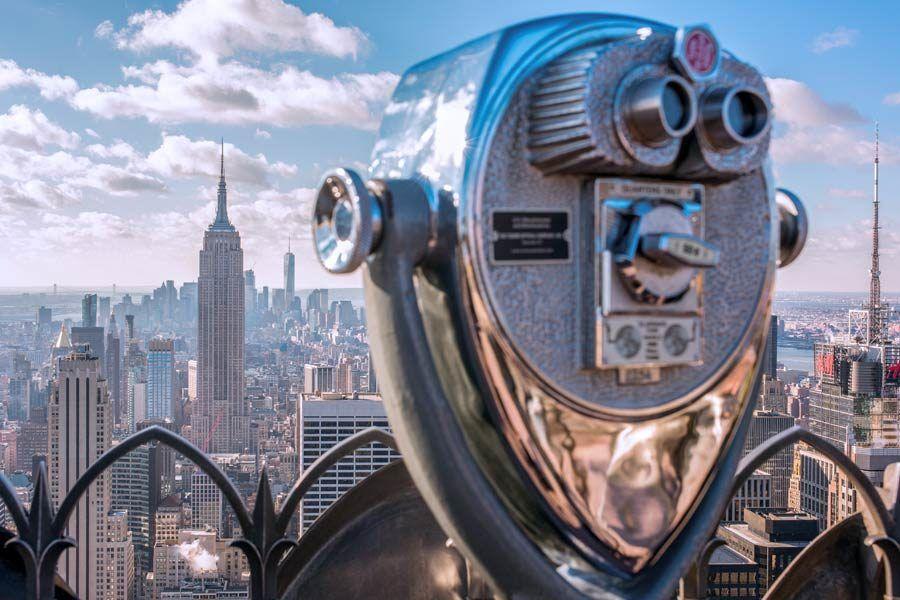 top of the rock, miradores de nueva york