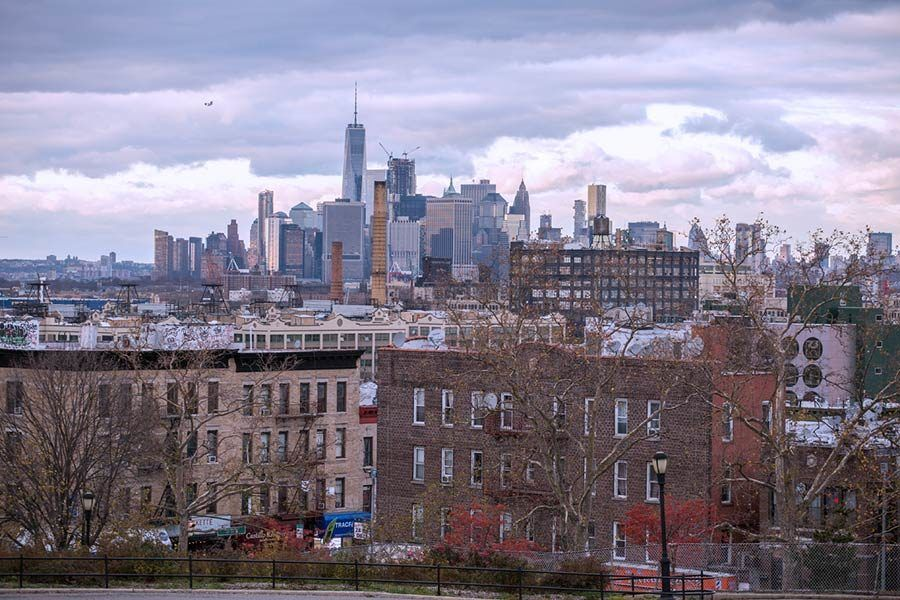 sunset park, miradores de nueva york