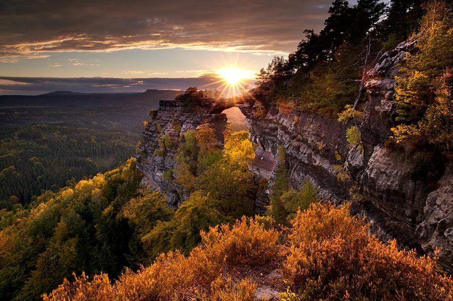 suiza bohemia, parque natural chequia, libros peliculas viaje a chequia