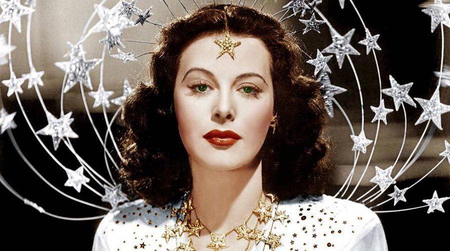 Hedy Lamarr, inventora wifi, actriz y espia