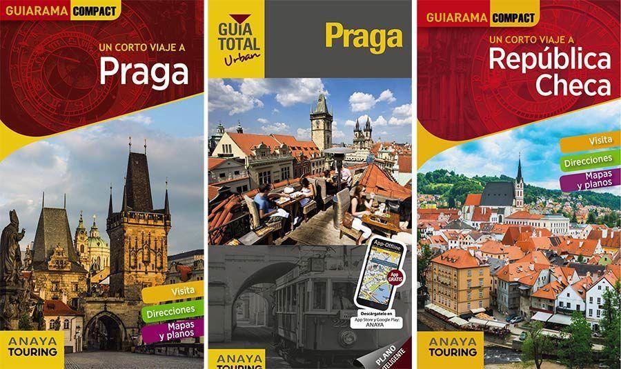 Guias de viajes a Praga, guia Republica Checa