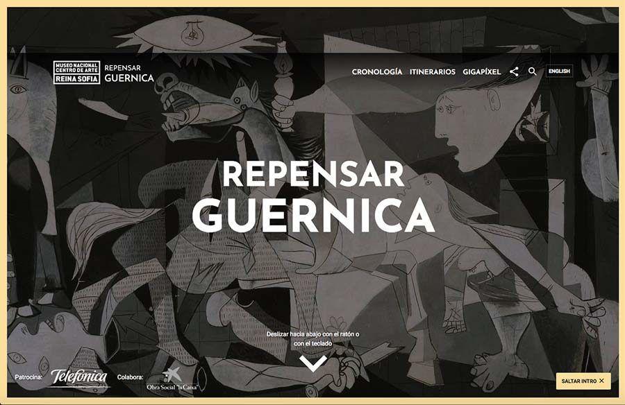museo reina sofia, programa especial coronavirus