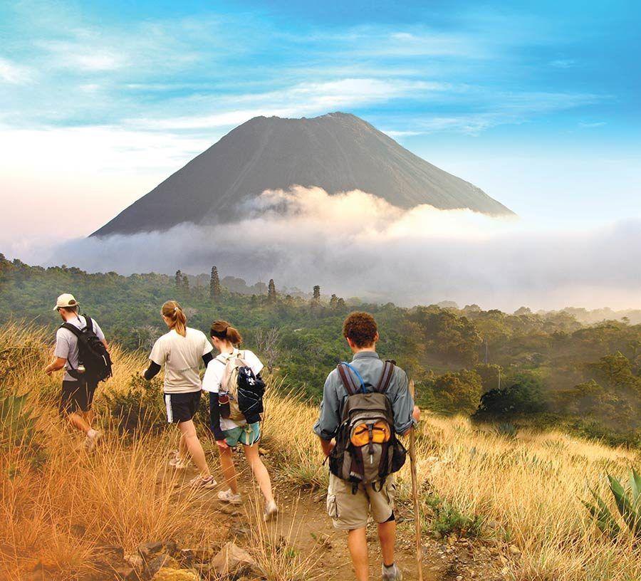 volcanes el salvador, ruta turistica el salvador