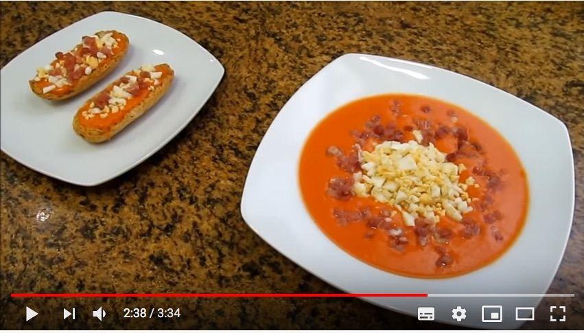 salmorejo, platos tradicionales espanoles, 7 platos tipicos espana