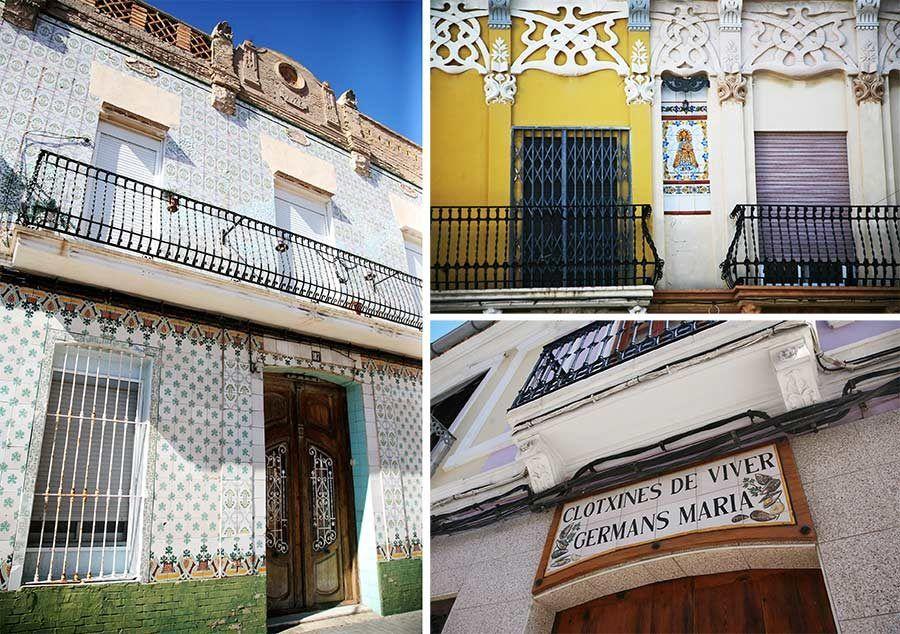 el cabanyal, modernismo valencia, viaje valencia, compras valencia, diseno valencia