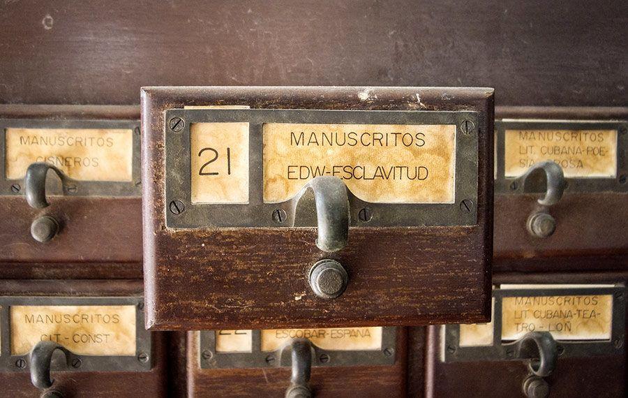 biblioteca cuba, esclavos en cuba