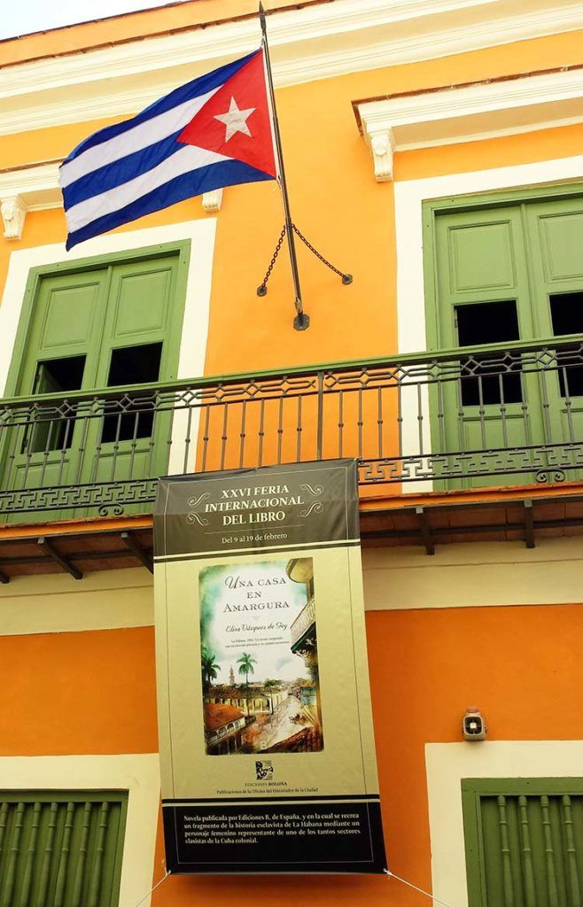 una casa en amargura, habana colonial, esclavitud en cuba