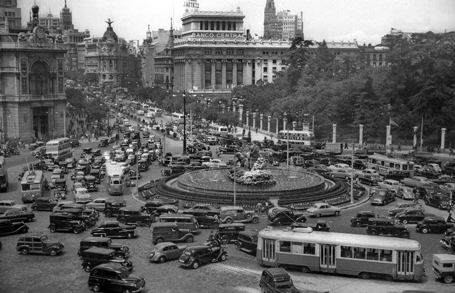 madrid anos cincuenta