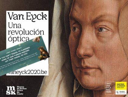 visitas virtuales museos flandes, van eyck