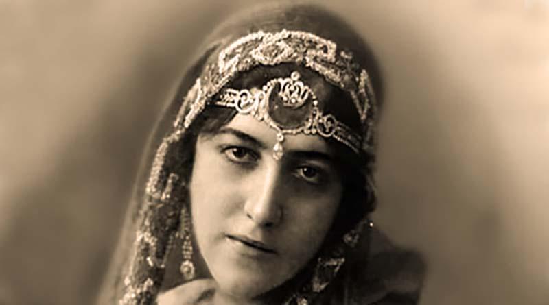 anita delgado, biografia de la reina india