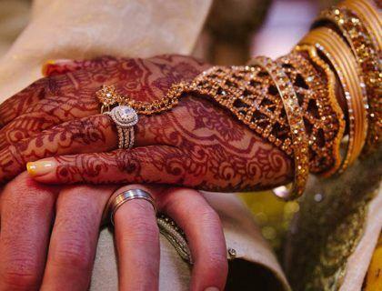 anita delgado, boda india
