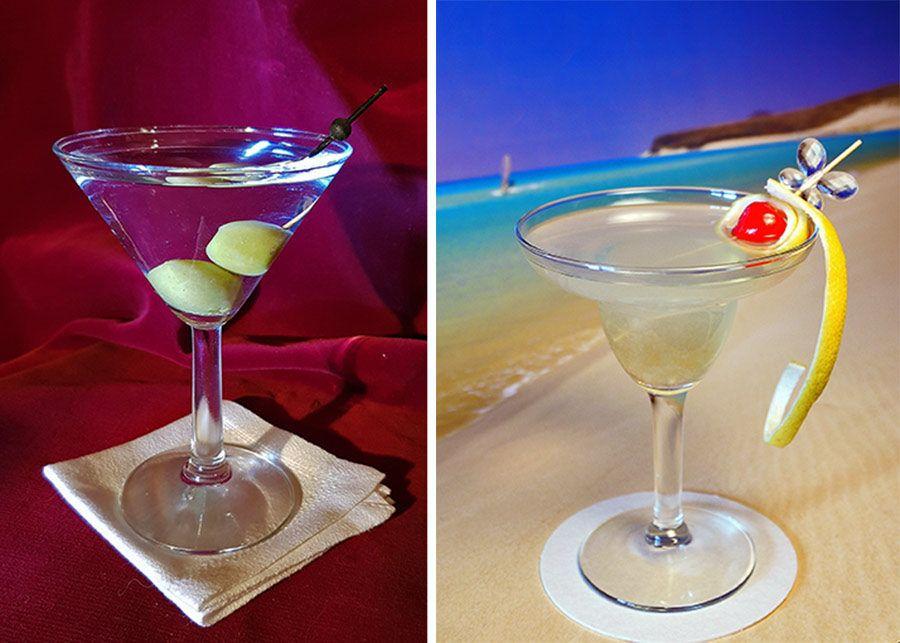 cocteles dry martini, coctel luxo, hacer cocteles, cocteles faciles, cocteles en casa