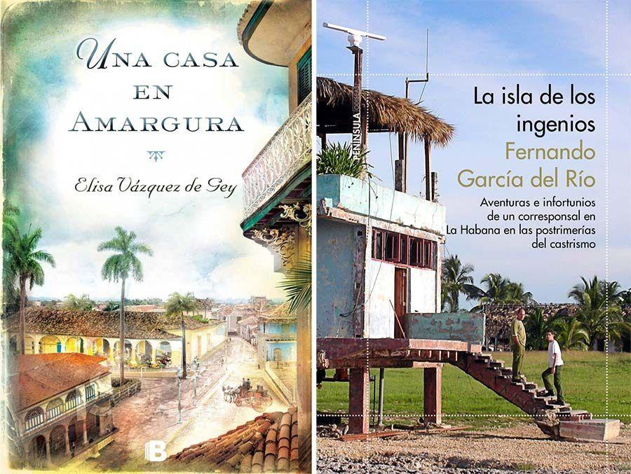 una casa en amargura, la casa de los ingenios, libros viajes cuba