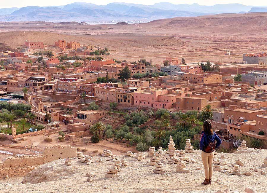 ruta mujeres marruecos, ait benhaddou