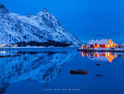 islas lofoten, viaje noruega, viajar sola