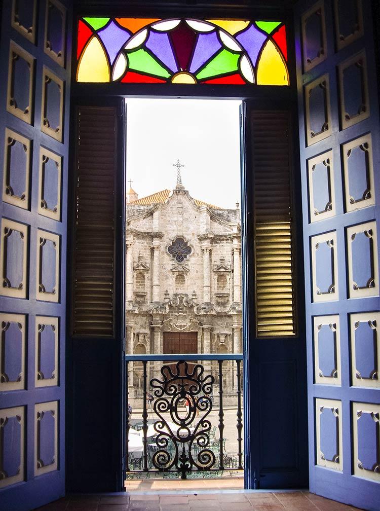 catedral la habana, una casa en amargura, Elisa Vazquez de Gey