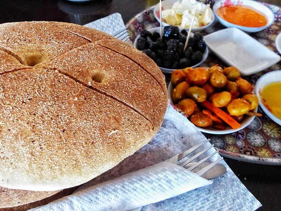 viaje mujeres marruecos, desayuno marruecos