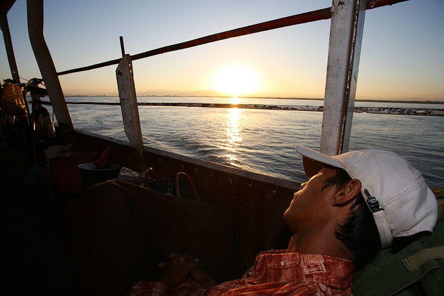 Ayeyarwady, viaje myanmar