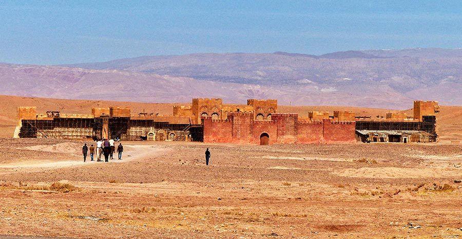rodaje juego de tronos marruecos, estudios de cine marruecos
