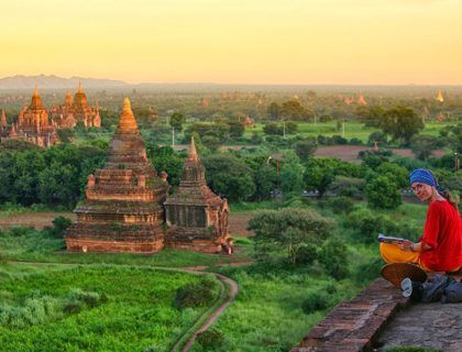 bagan, viaje myanmar, viajes mujeres