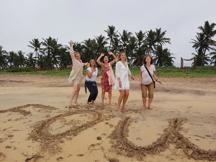 viajeras en sri lanka, viajeras, focus on women, viajes para mujeres sri lanka
