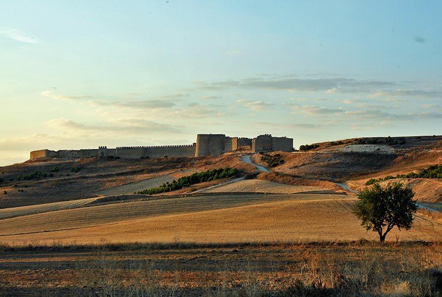 castillo uruena, villa del libro, escapadas valladolid