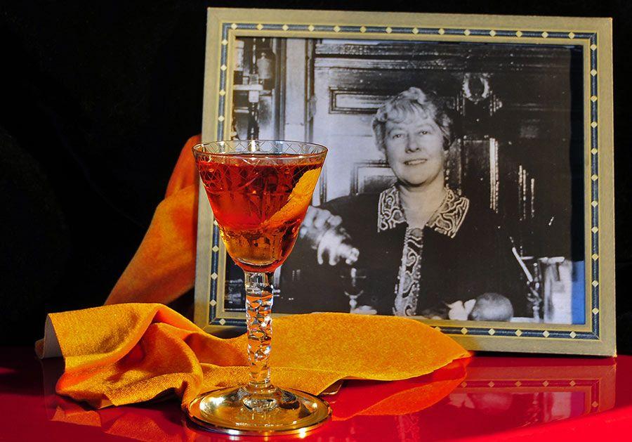 Ada Coleman, coctel hanky panky