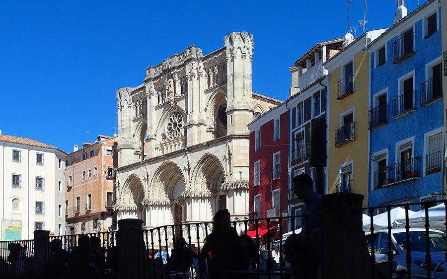 catedral de cuenca, excursion a cuenca, que ver en cuenca