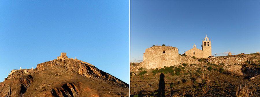 castillo Moya, excursion cuenca