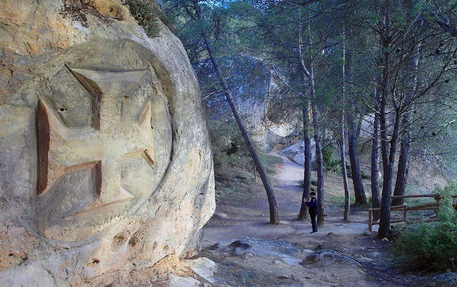 ruta caras Buendia, excursion cuenca