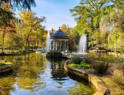 jardines chinescos, excursion aranjuez