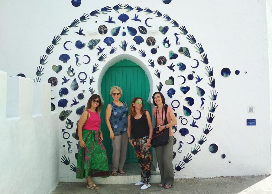 focus on women, agencia viajeras, viajeras etheria