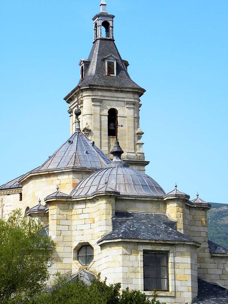 monasterio del paular, escapadas cercanas en madrid