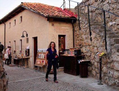 libreria el rincon escrito, villa del libro, uruena, valladodlid