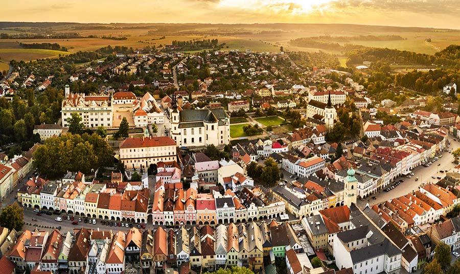 Litomysl, viajar sola chequia