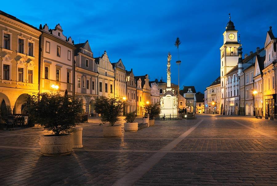 trebon, viajar sola chequia