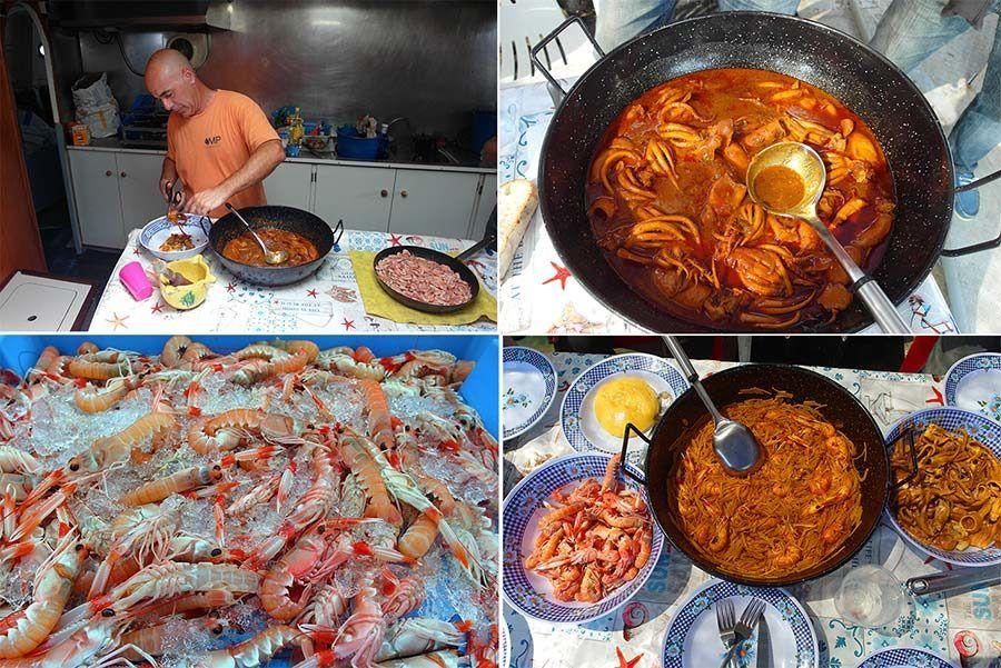 pescaturismo castellon, viaje amigas castellon