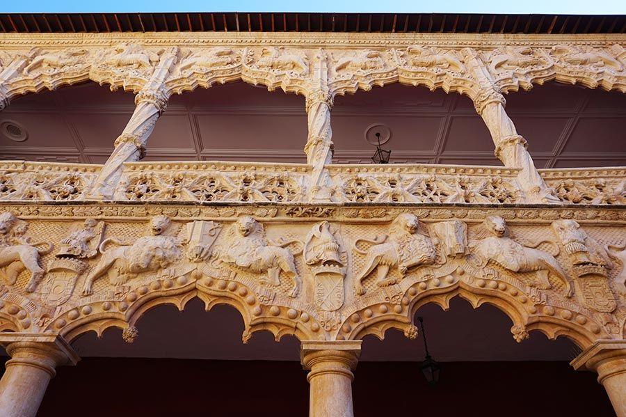 palacio infantado, guadalajara, viajes desde madrid