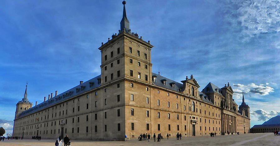 monasterio del escorial, visitas desde madrid, escapadas cercanas madrid