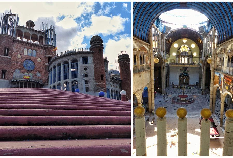 escapadas desde madrid, catedral de justo, anuncio aquarius, mejorada del campo