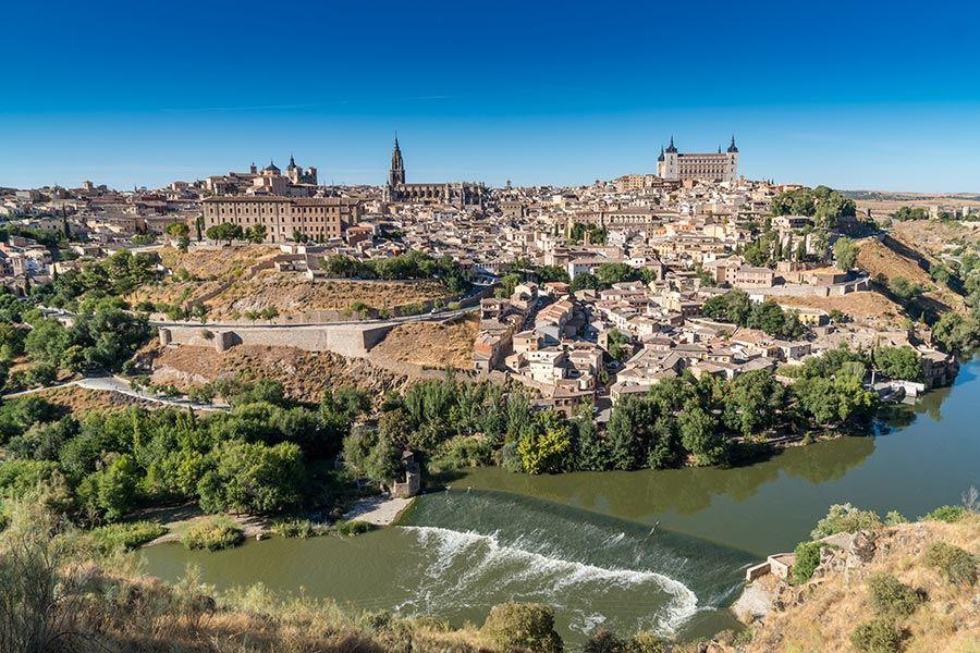 toledo, escapadas desde madrid, viajes por espana
