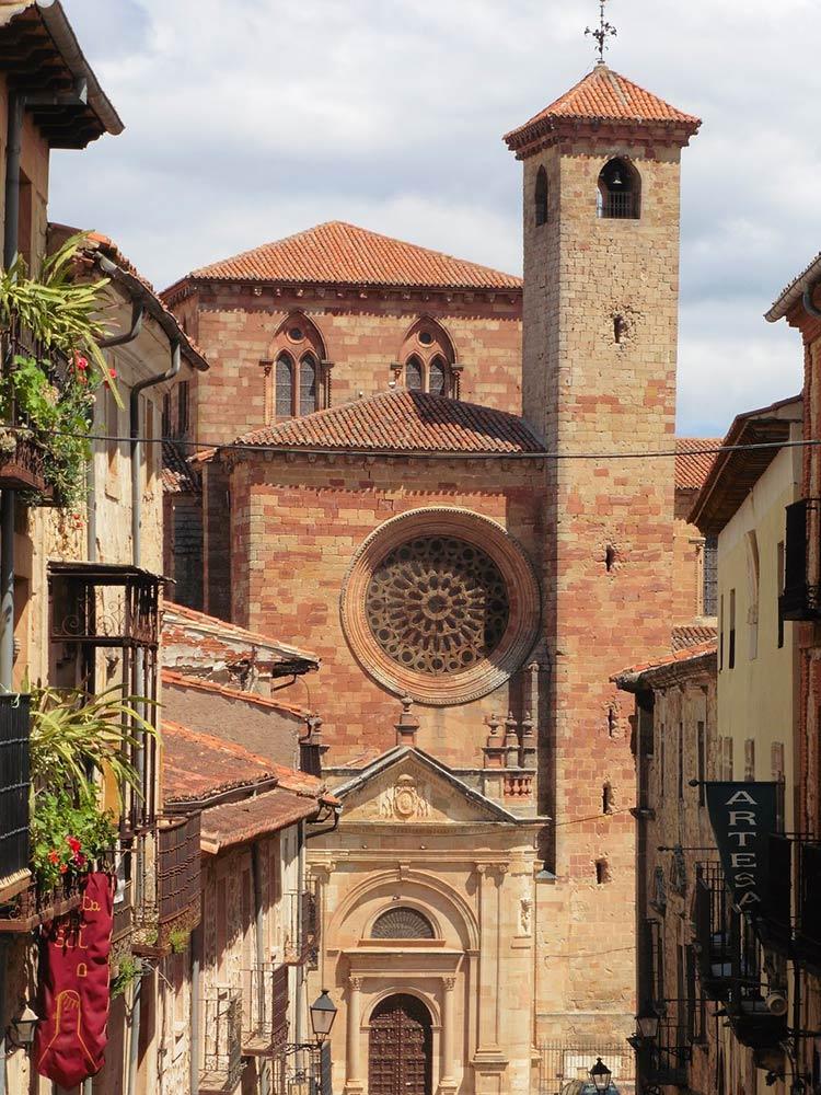 catedral de siguenza, viajes desde madrid